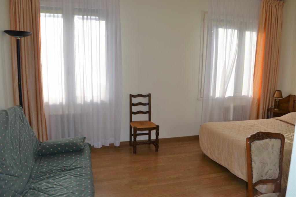 Hotel des voyageurs - Chambre twin - double