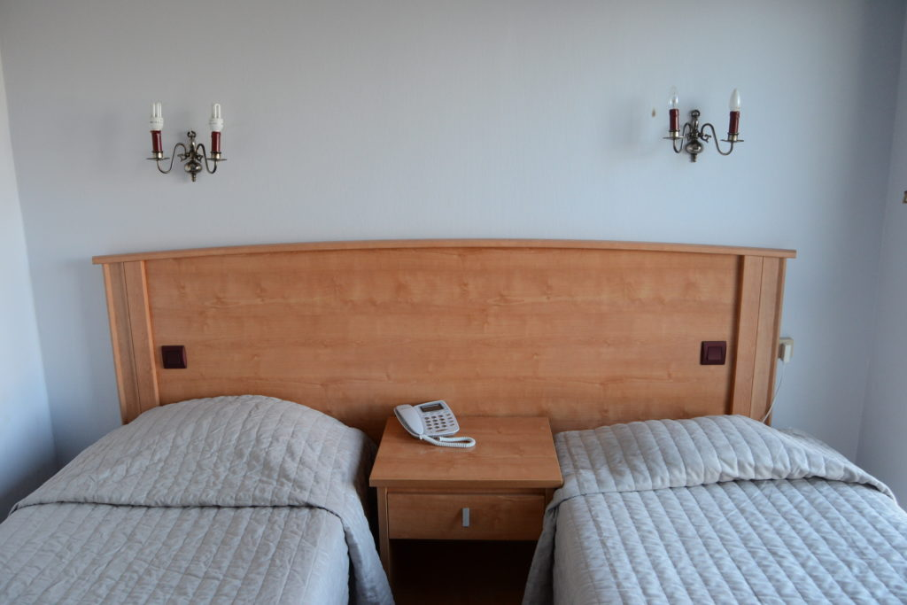 Hotel des voyageurs - Chambre twin